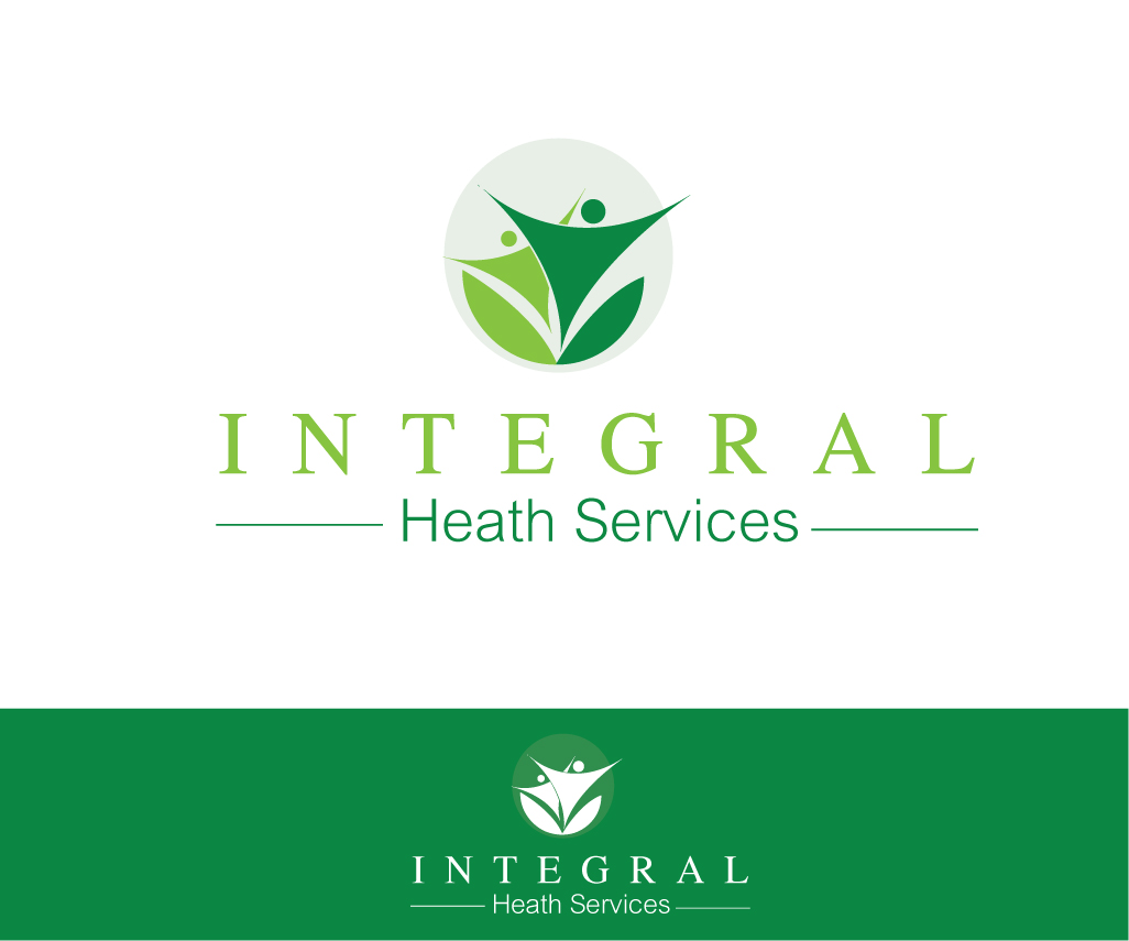 Logo Design by Private User - Entry No. 3 in the Logo Design Contest Unique Logo Design Wanted for Integral Health Systems.