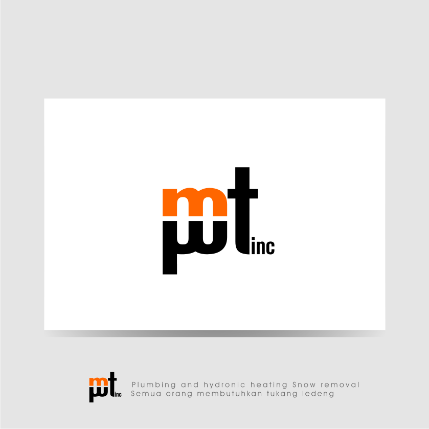 Logo Design by graphicleaf - Entry No. 100 in the Logo Design Contest Mpot inc  Logo Design.