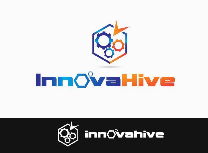 Logo Design by Jan Chua - Entry No. 116 in the Logo Design Contest InnovaHive Logo Design.