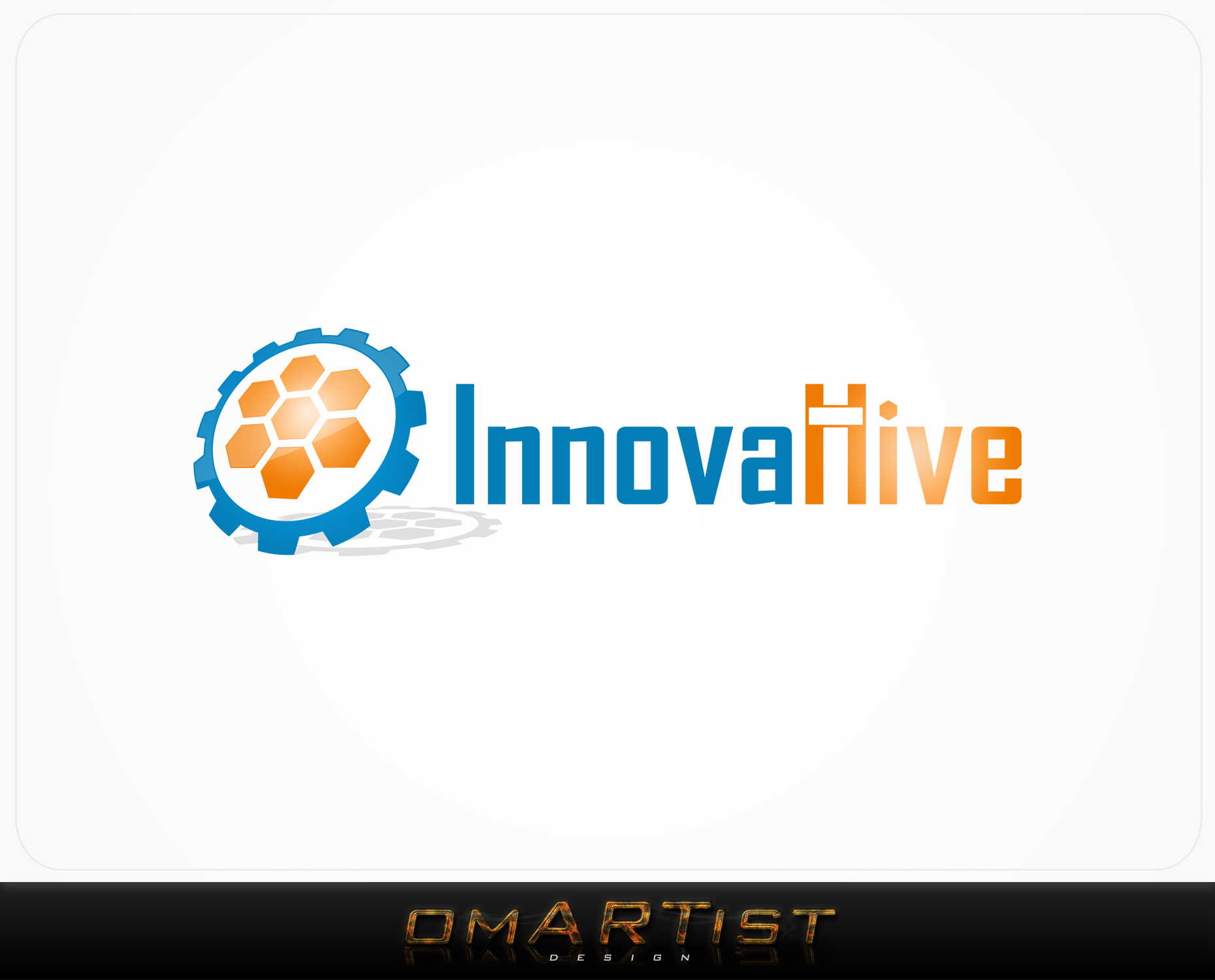 Logo Design by omARTist - Entry No. 118 in the Logo Design Contest InnovaHive Logo Design.