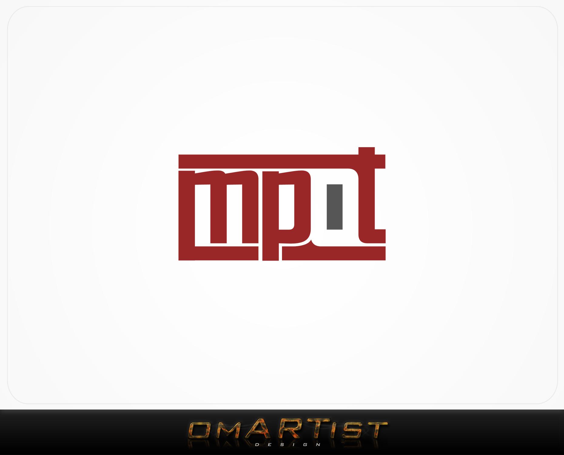 Logo Design by omARTist - Entry No. 106 in the Logo Design Contest Mpot inc  Logo Design.