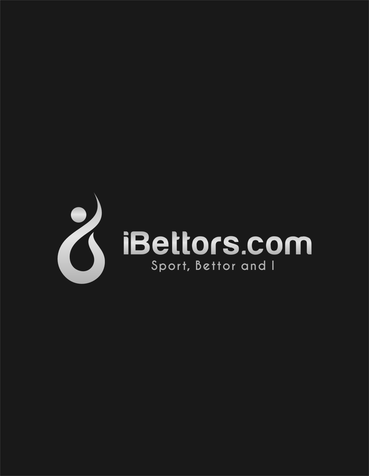 Logo Design by RasYa Muhammad Athaya - Entry No. 115 in the Logo Design Contest Captivating Logo Design for iBettors.com.