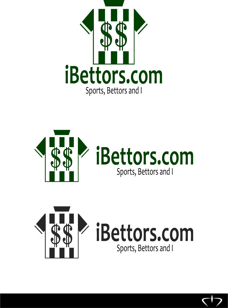 Logo Design by Nimrod Kabiru - Entry No. 120 in the Logo Design Contest Captivating Logo Design for iBettors.com.