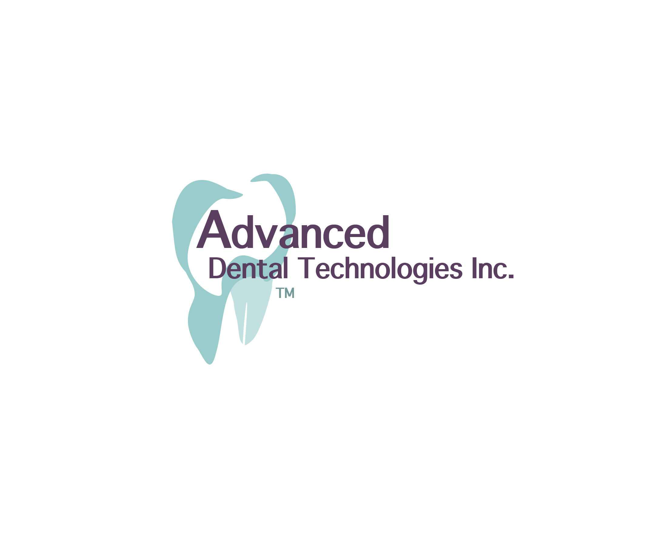 Logo Design by Nancy Grant - Entry No. 73 in the Logo Design Contest Fun Logo Design for Advanced Dental Technologies Inc..