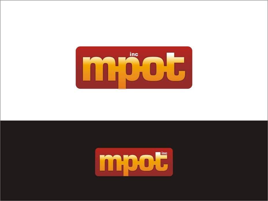 Logo Design by RED HORSE design studio - Entry No. 110 in the Logo Design Contest Mpot inc  Logo Design.
