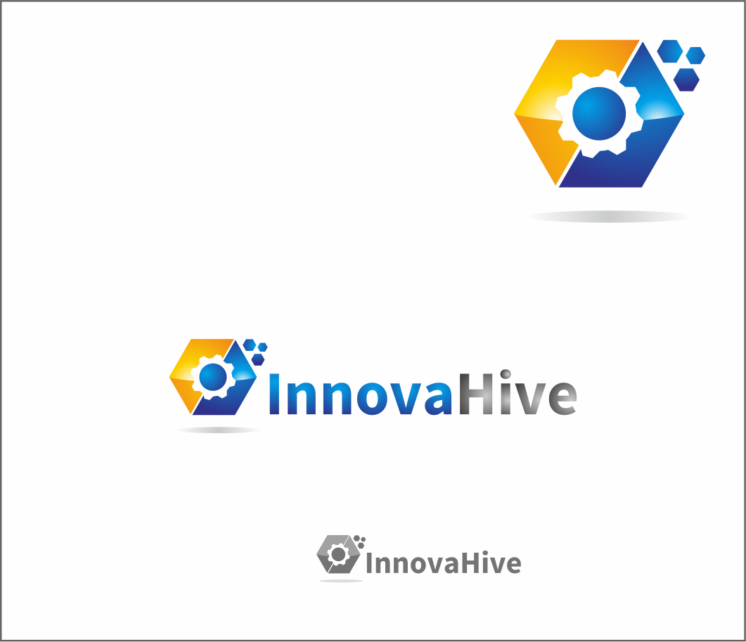 Logo Design by Armada Jamaluddin - Entry No. 122 in the Logo Design Contest InnovaHive Logo Design.