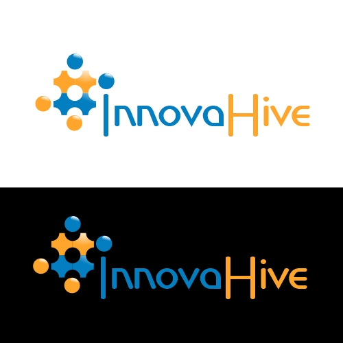 Logo Design by Private User - Entry No. 123 in the Logo Design Contest InnovaHive Logo Design.