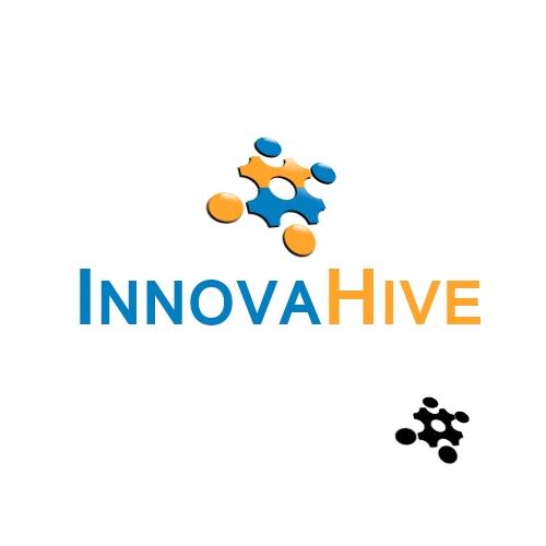 Logo Design by Private User - Entry No. 124 in the Logo Design Contest InnovaHive Logo Design.