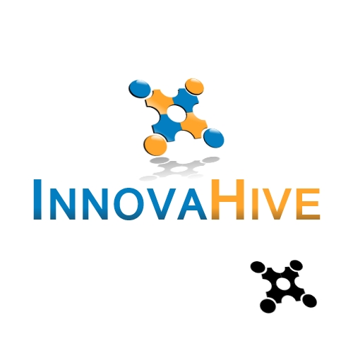 Logo Design by Private User - Entry No. 126 in the Logo Design Contest InnovaHive Logo Design.