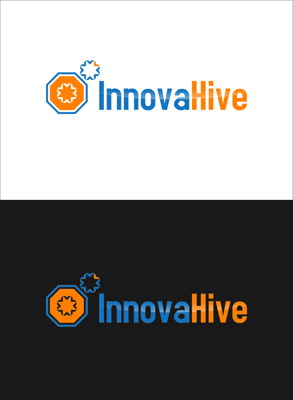 Logo Design by RasYa Muhammad Athaya - Entry No. 133 in the Logo Design Contest InnovaHive Logo Design.