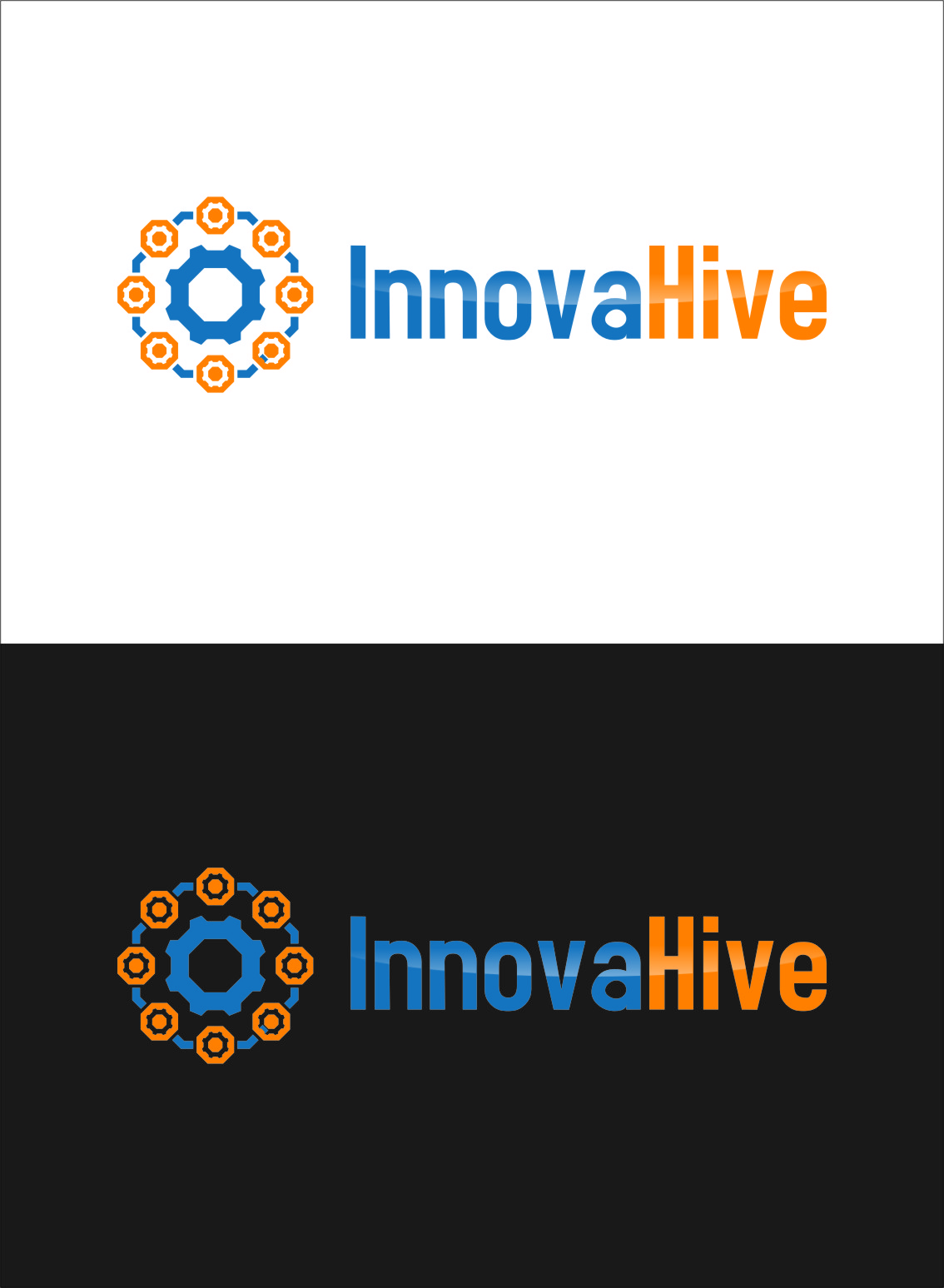 Logo Design by Ngepet_art - Entry No. 135 in the Logo Design Contest InnovaHive Logo Design.