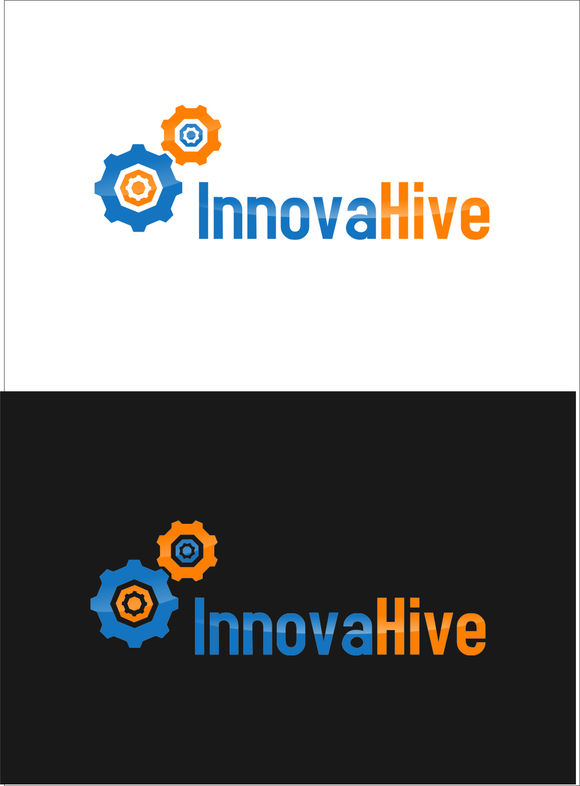 Logo Design by RasYa Muhammad Athaya - Entry No. 136 in the Logo Design Contest InnovaHive Logo Design.
