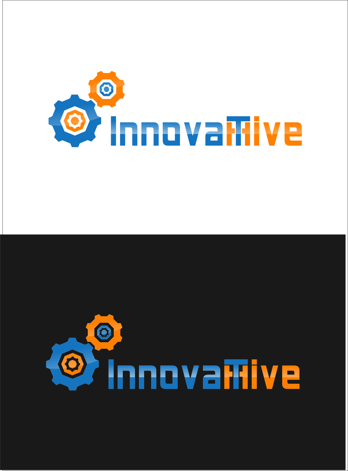 Logo Design by RasYa Muhammad Athaya - Entry No. 140 in the Logo Design Contest InnovaHive Logo Design.