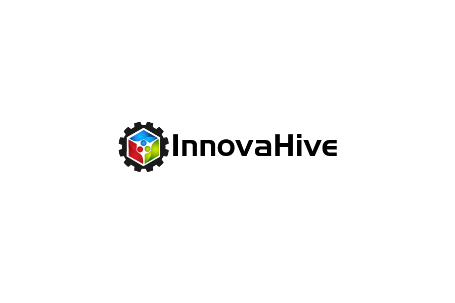 Logo Design by brands_in - Entry No. 142 in the Logo Design Contest InnovaHive Logo Design.