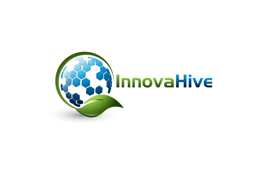 Logo Design by brands_in - Entry No. 143 in the Logo Design Contest InnovaHive Logo Design.