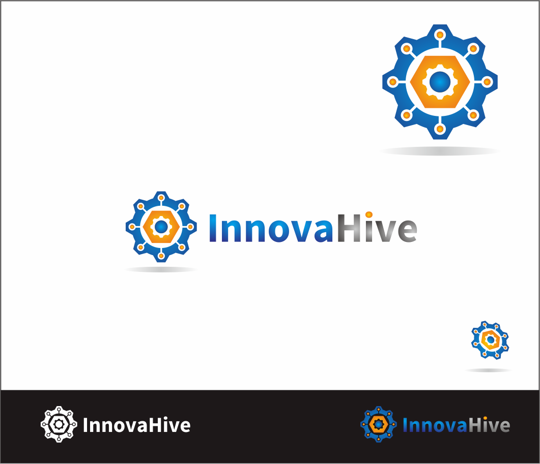Logo Design by Armada Jamaluddin - Entry No. 144 in the Logo Design Contest InnovaHive Logo Design.