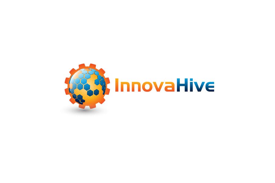 Logo Design by brands_in - Entry No. 145 in the Logo Design Contest InnovaHive Logo Design.