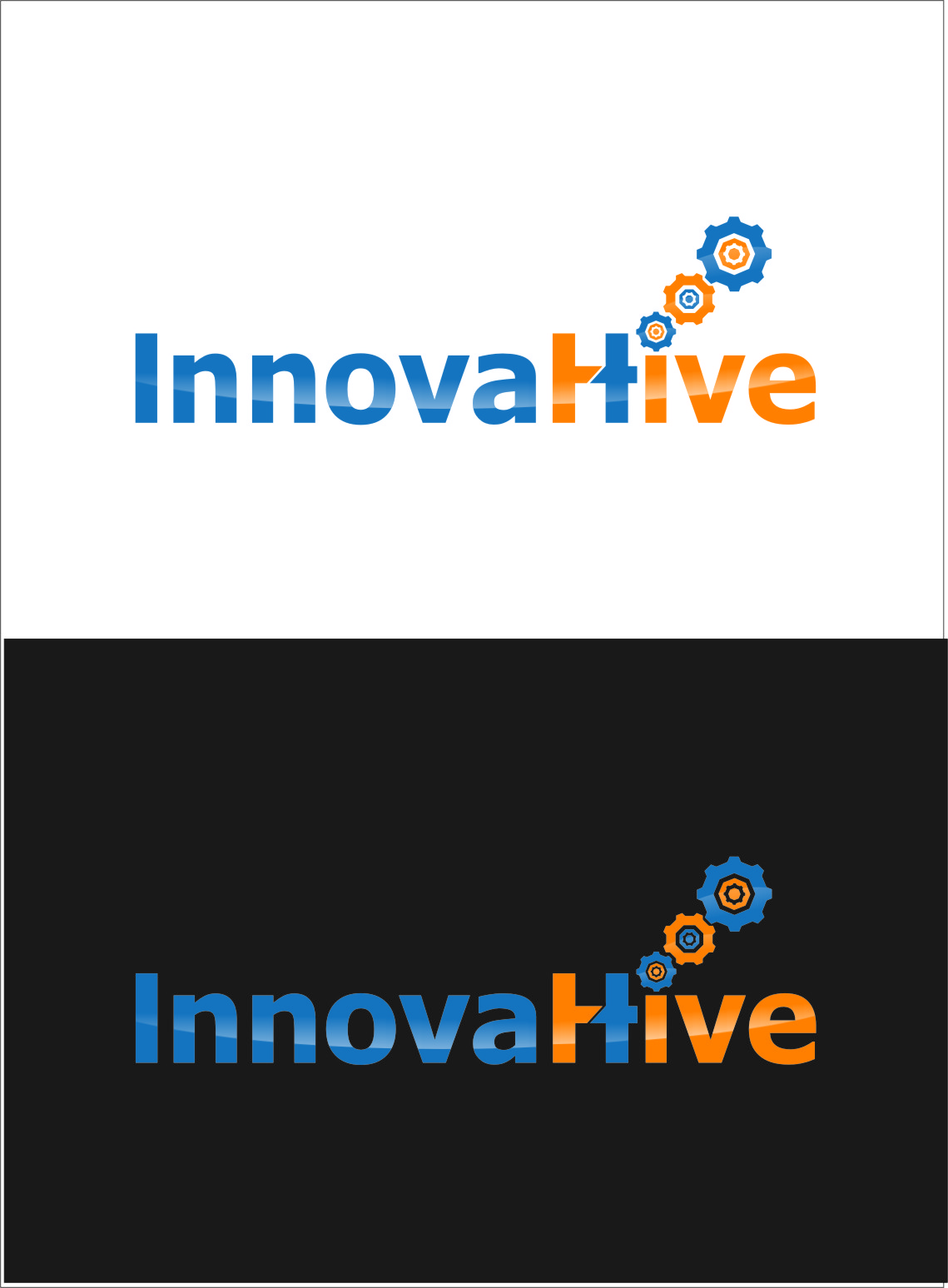 Logo Design by RasYa Muhammad Athaya - Entry No. 147 in the Logo Design Contest InnovaHive Logo Design.