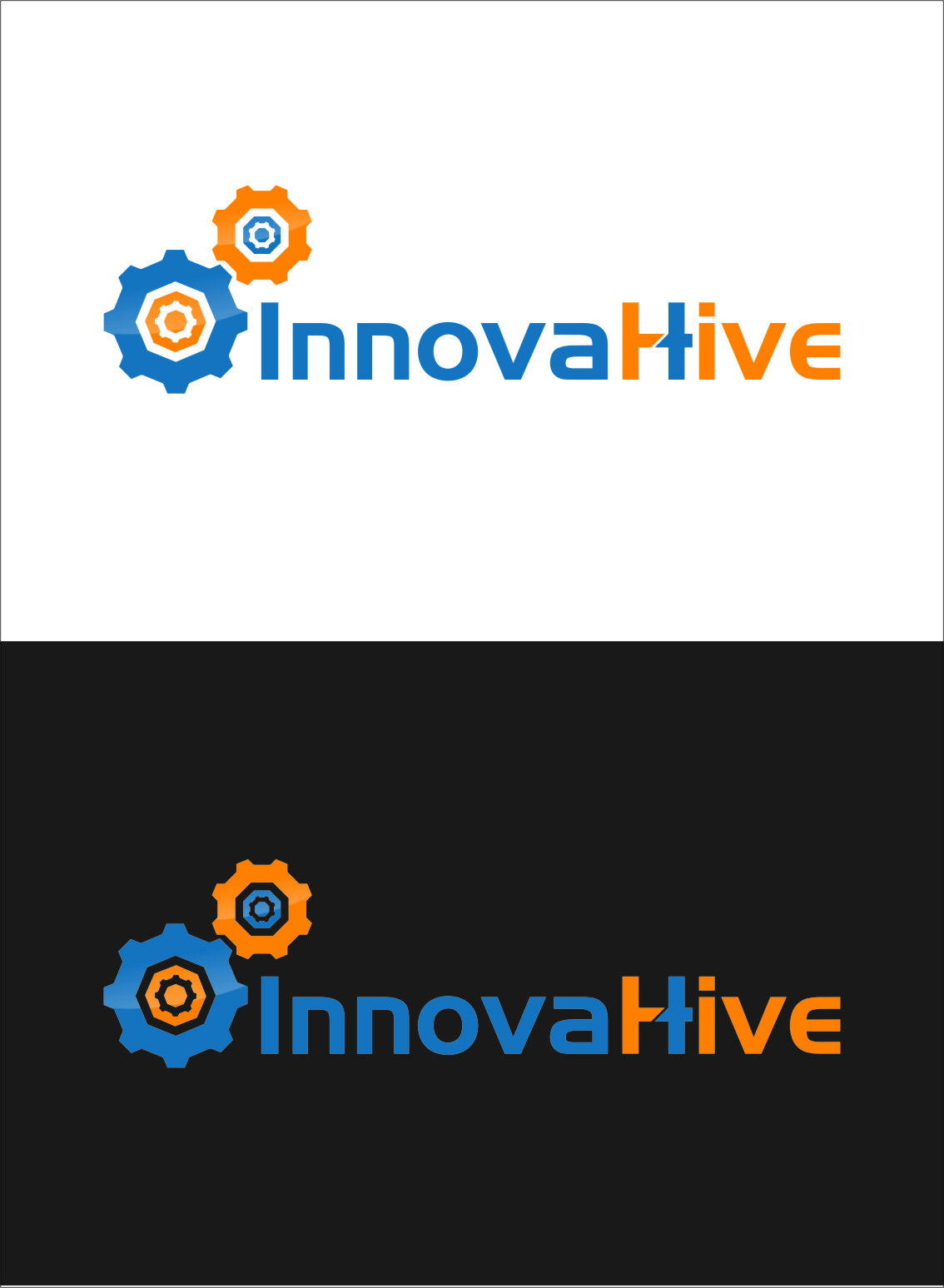 Logo Design by RasYa Muhammad Athaya - Entry No. 148 in the Logo Design Contest InnovaHive Logo Design.