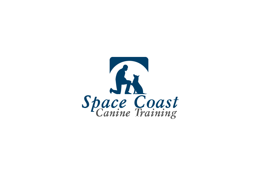 Logo Design by Private User - Entry No. 3 in the Logo Design Contest Creative Logo Design for Space Coast Canine Training.