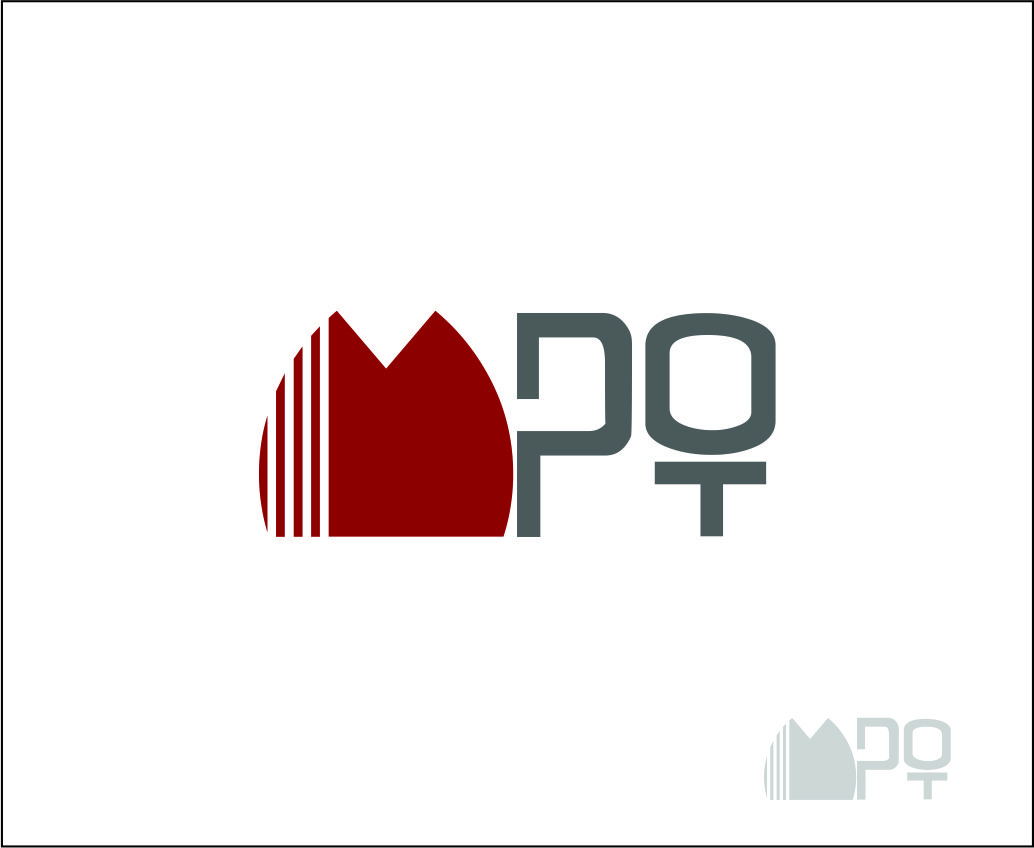 Logo Design by Agus Martoyo - Entry No. 132 in the Logo Design Contest Mpot inc  Logo Design.