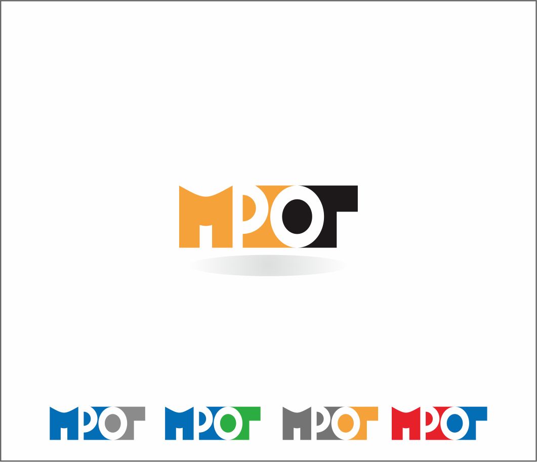 Logo Design by Armada Jamaluddin - Entry No. 141 in the Logo Design Contest Mpot inc  Logo Design.