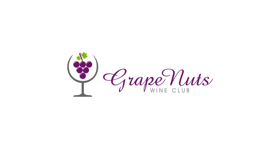 Logo Design by untung - Entry No. 3 in the Logo Design Contest Artistic Logo Design for Grape Nuts Wine Club.