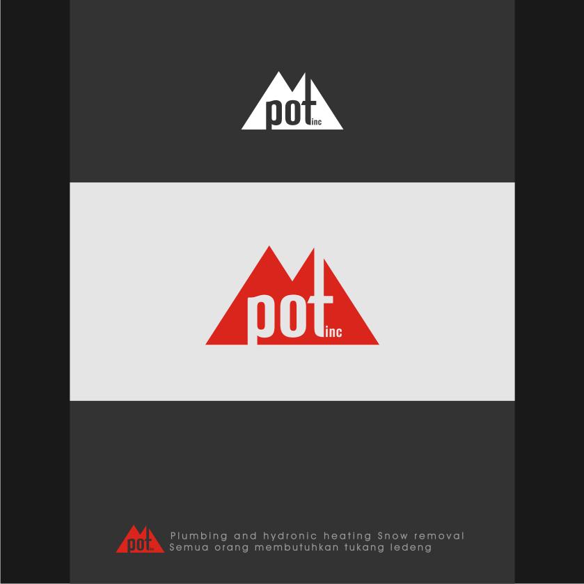 Logo Design by Muhammad Nasrul chasib - Entry No. 142 in the Logo Design Contest Mpot inc  Logo Design.