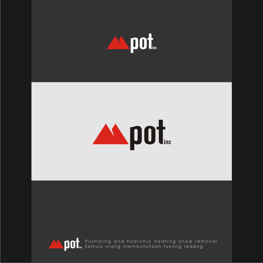 Logo Design by graphicleaf - Entry No. 143 in the Logo Design Contest Mpot inc  Logo Design.