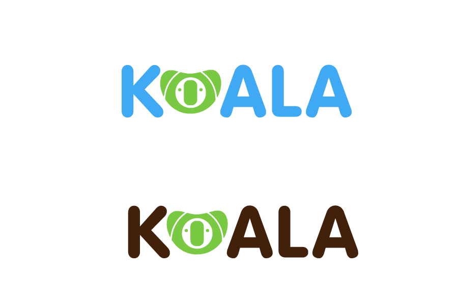 "Logo Design by Private User - Entry No. 8 in the Logo Design Contest Imaginative Logo Design for ""Koala""."