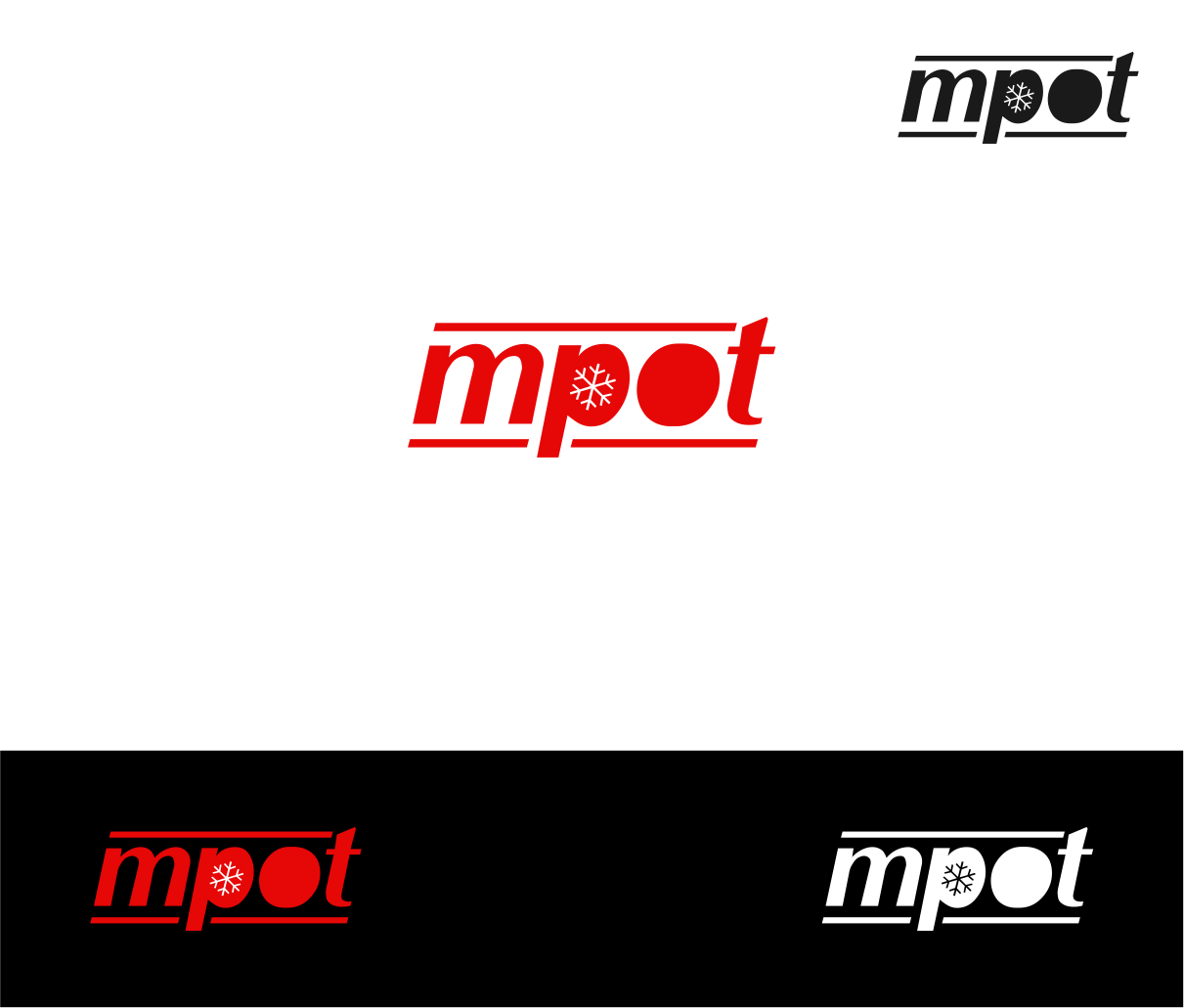 Logo Design by haidu - Entry No. 150 in the Logo Design Contest Mpot inc  Logo Design.