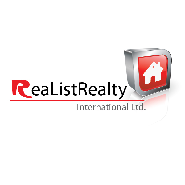 Logo Design by aesthetic-art - Entry No. 105 in the Logo Design Contest ReaList Realty International Ltd..
