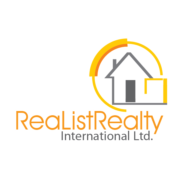 Logo Design by aesthetic-art - Entry No. 106 in the Logo Design Contest ReaList Realty International Ltd..