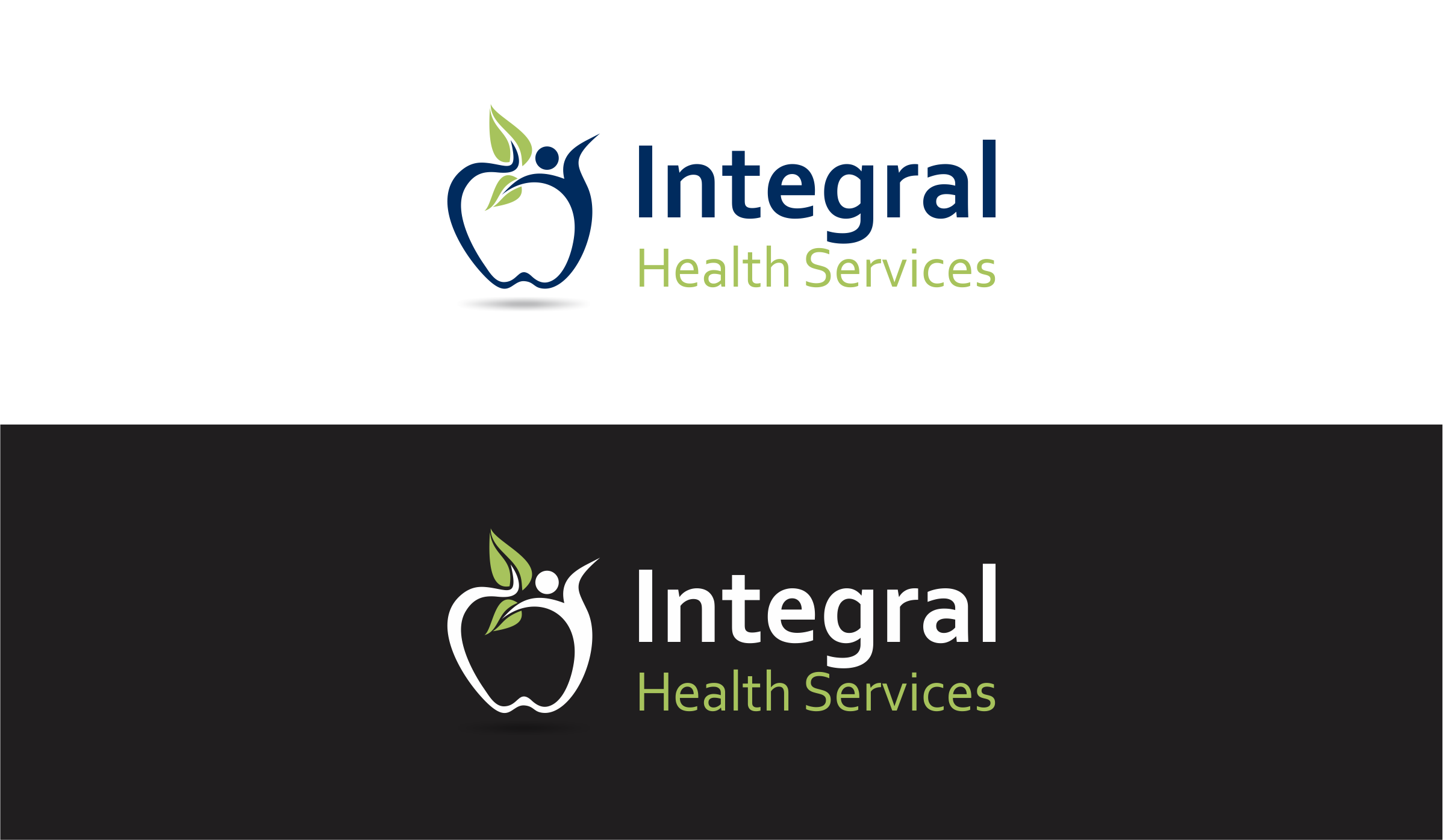 Logo Design by Muhammad Aslam - Entry No. 22 in the Logo Design Contest Unique Logo Design Wanted for Integral Health Systems.