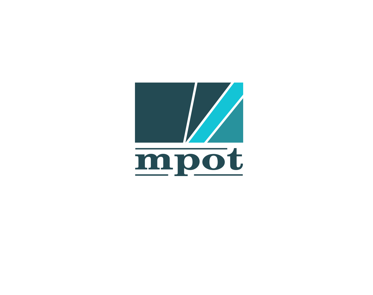Logo Design by JaroslavProcka - Entry No. 156 in the Logo Design Contest Mpot inc  Logo Design.