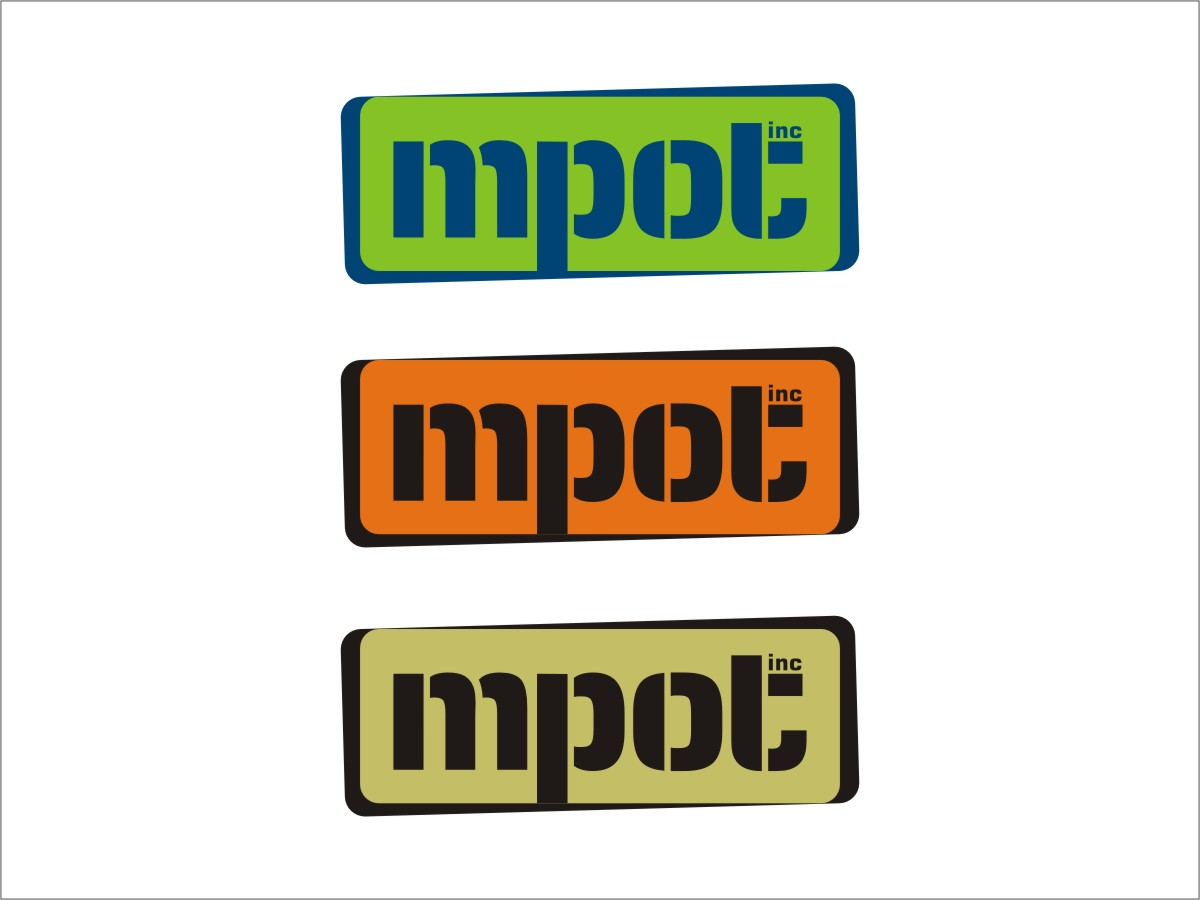 Logo Design by RED HORSE design studio - Entry No. 166 in the Logo Design Contest Mpot inc  Logo Design.