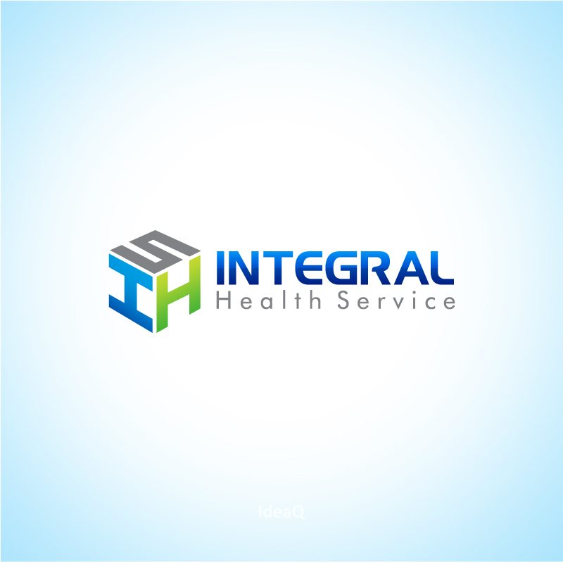 Logo Design by Private User - Entry No. 24 in the Logo Design Contest Unique Logo Design Wanted for Integral Health Systems.