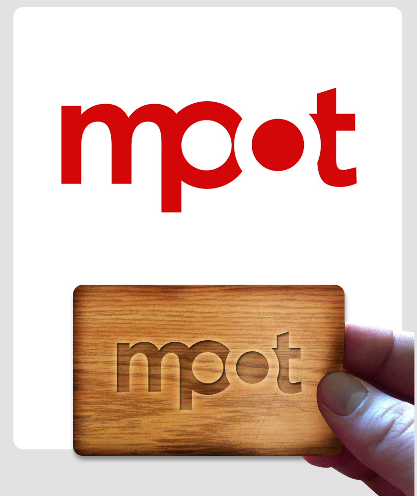 Logo Design by Robert Turla - Entry No. 169 in the Logo Design Contest Mpot inc  Logo Design.