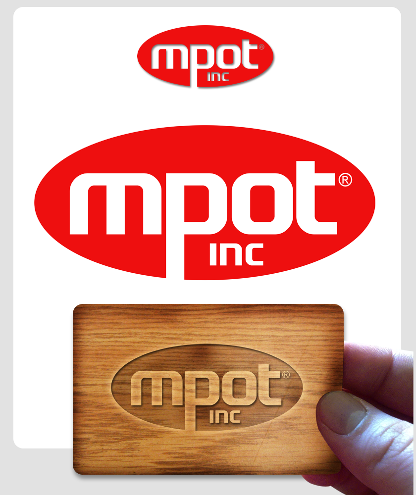 Logo Design by Private User - Entry No. 172 in the Logo Design Contest Mpot inc  Logo Design.