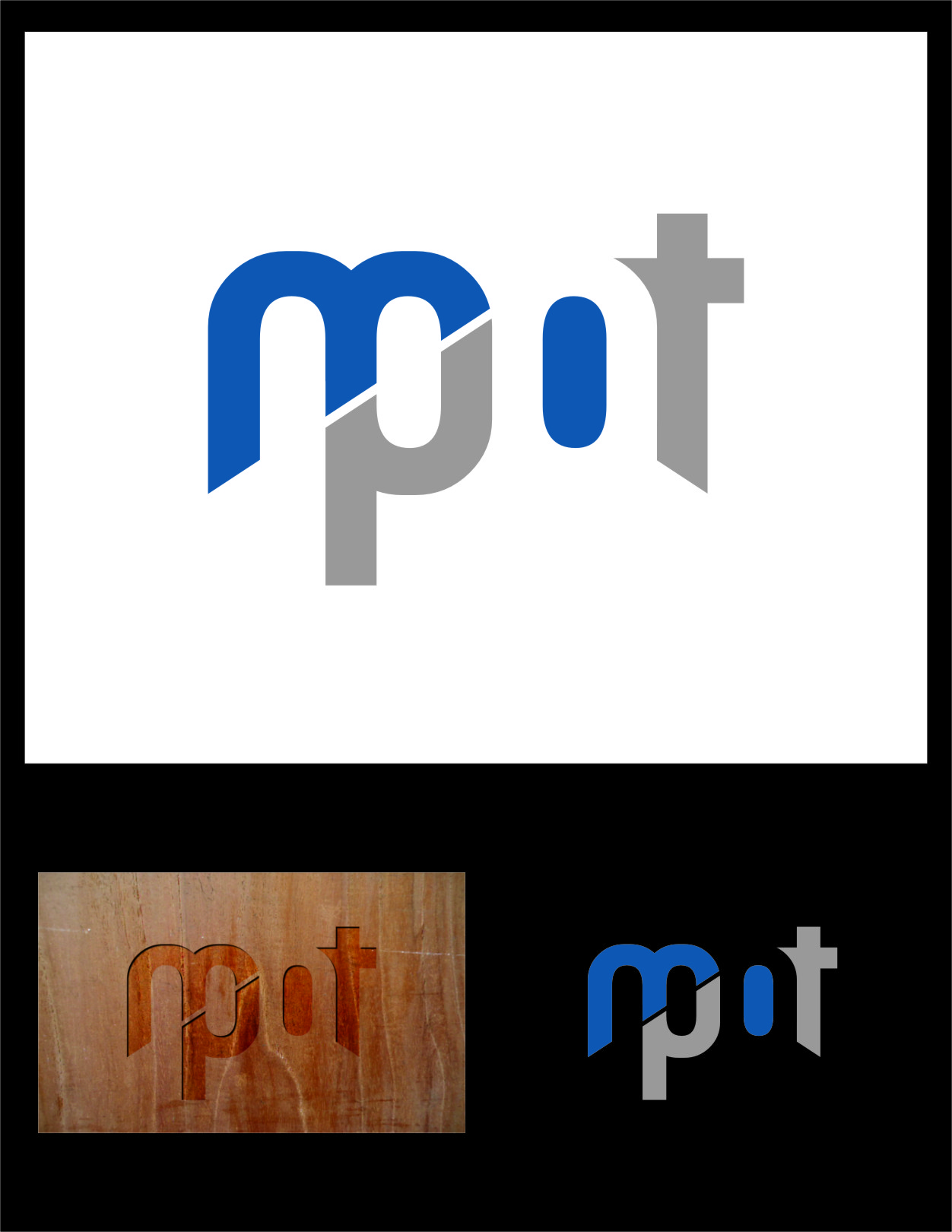 Logo Design by Ngepet_art - Entry No. 174 in the Logo Design Contest Mpot inc  Logo Design.