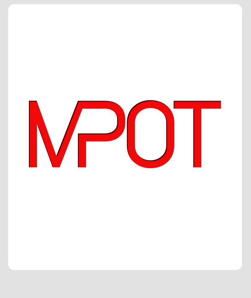 Logo Design by Private User - Entry No. 183 in the Logo Design Contest Mpot inc  Logo Design.