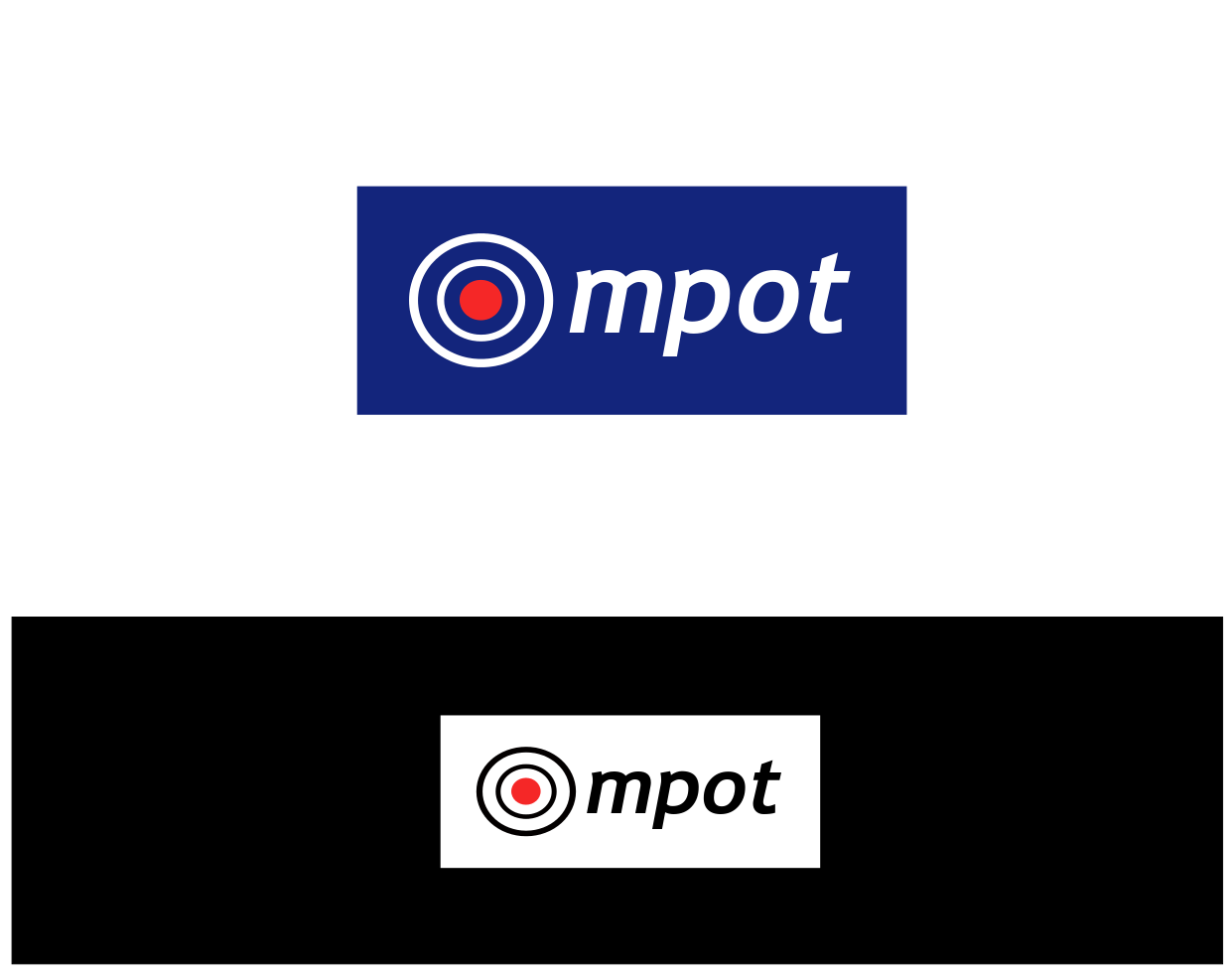 Logo Design by JaroslavProcka - Entry No. 185 in the Logo Design Contest Mpot inc  Logo Design.
