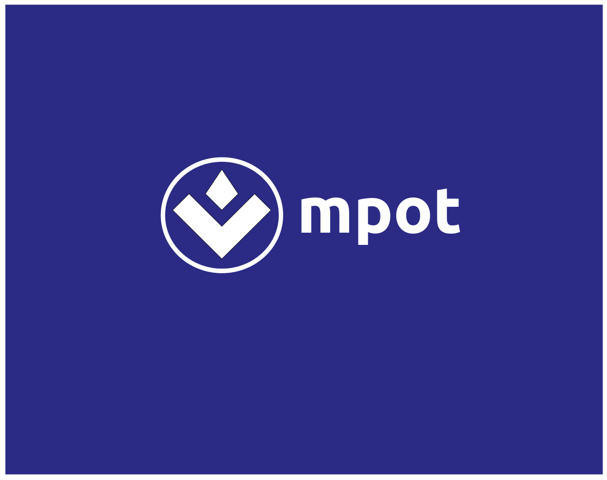 Logo Design by JaroslavProcka - Entry No. 186 in the Logo Design Contest Mpot inc  Logo Design.