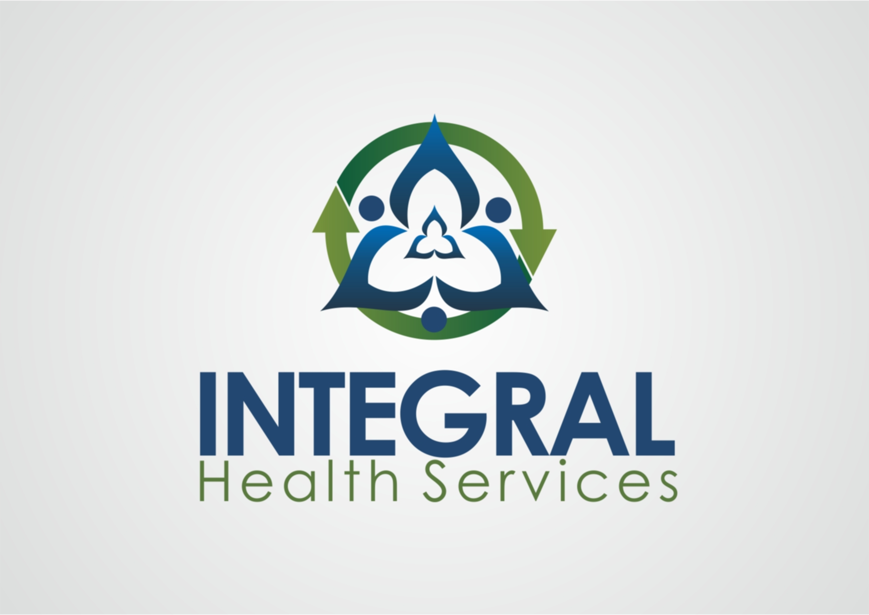 Logo Design by Private User - Entry No. 35 in the Logo Design Contest Unique Logo Design Wanted for Integral Health Systems.