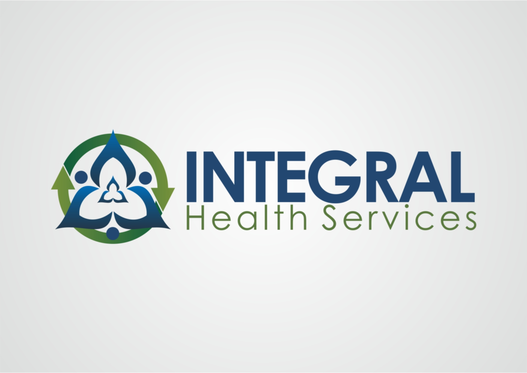 Logo Design by Private User - Entry No. 36 in the Logo Design Contest Unique Logo Design Wanted for Integral Health Systems.