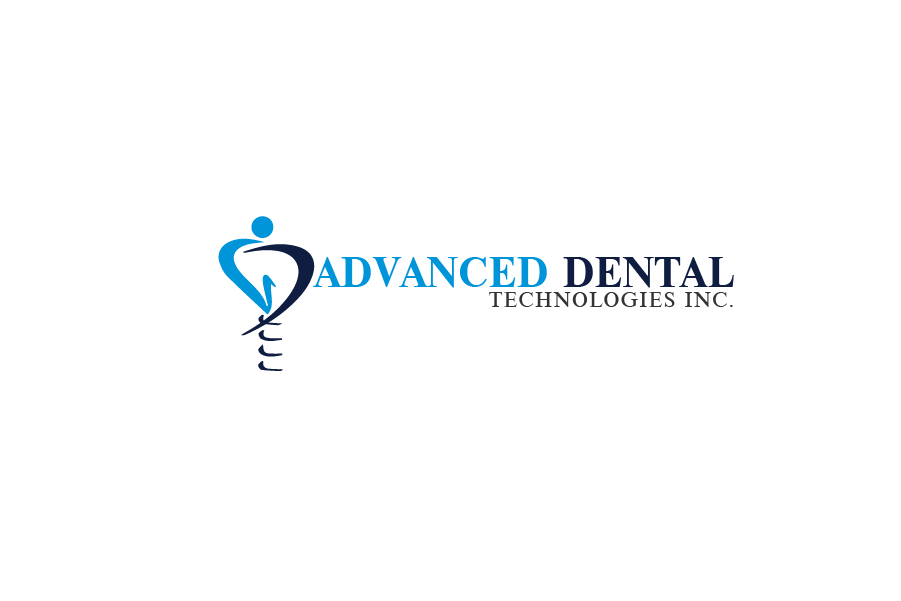 Logo Design by brands_in - Entry No. 112 in the Logo Design Contest Fun Logo Design for Advanced Dental Technologies Inc..