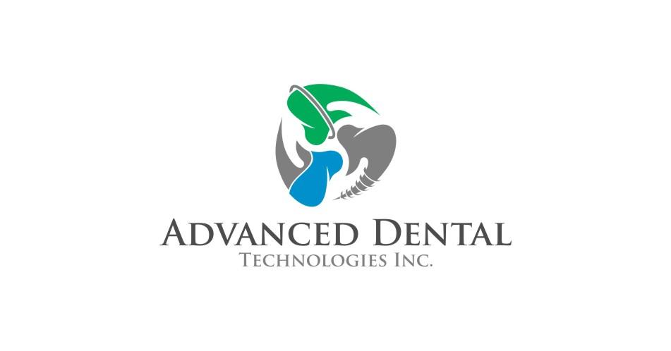 Logo Design by untung - Entry No. 115 in the Logo Design Contest Fun Logo Design for Advanced Dental Technologies Inc..