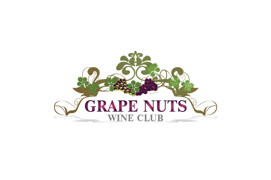 Logo Design by Private User - Entry No. 18 in the Logo Design Contest Artistic Logo Design for Grape Nuts Wine Club.
