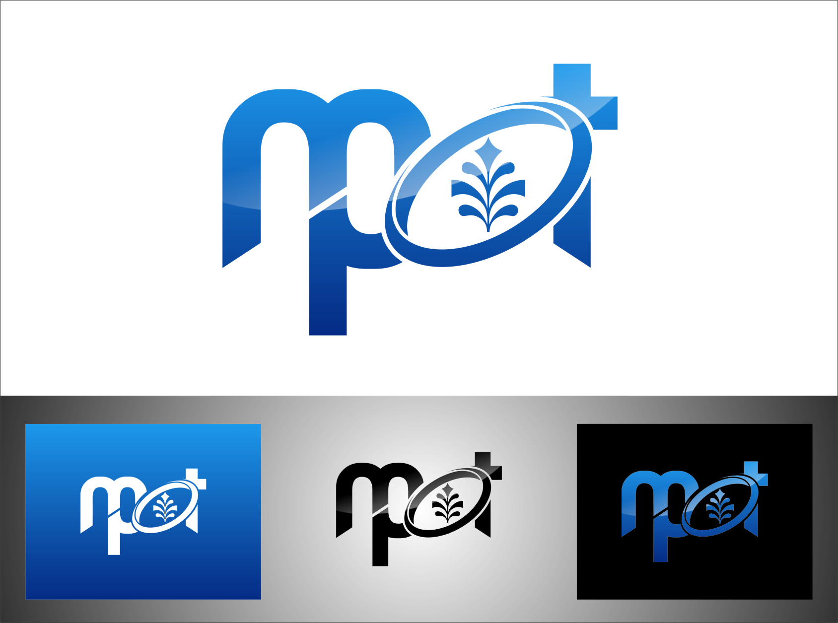 Logo Design by Ngepet_art - Entry No. 190 in the Logo Design Contest Mpot inc  Logo Design.