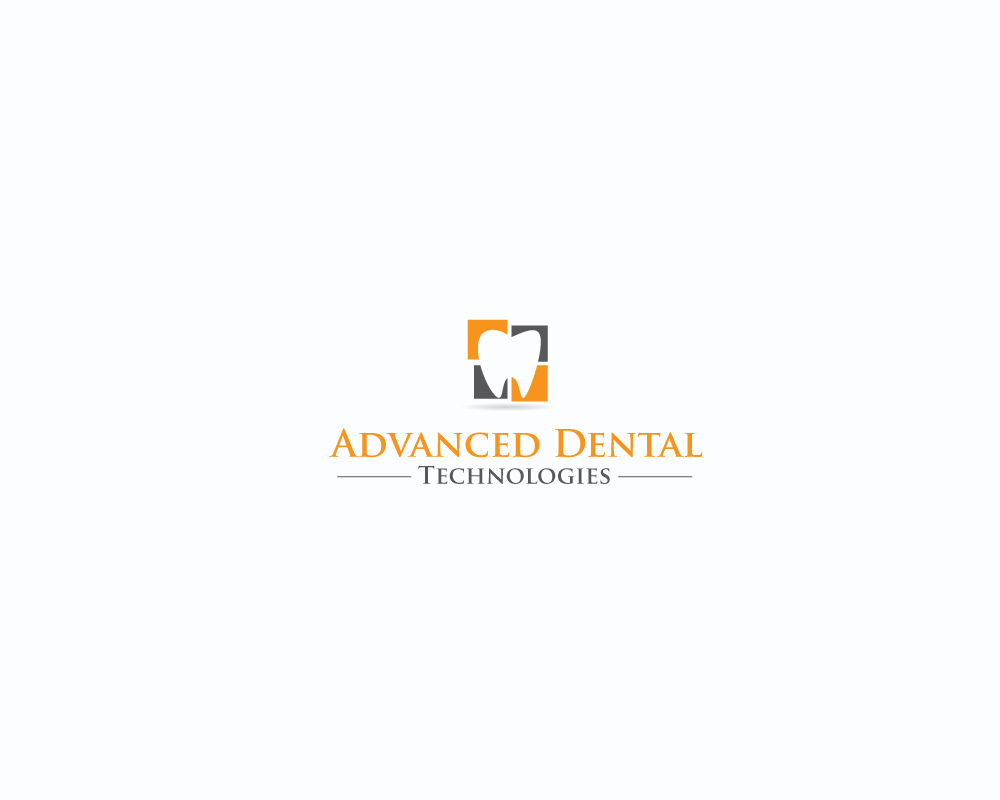 Logo Design by roc - Entry No. 118 in the Logo Design Contest Fun Logo Design for Advanced Dental Technologies Inc..